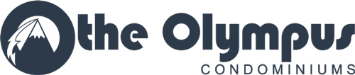 The Olympus condominium logo